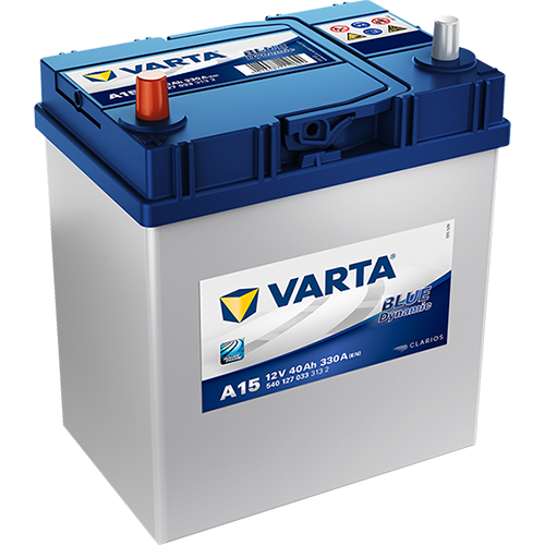 VARTA BLUE DYNAMIC A15 12V 40AH