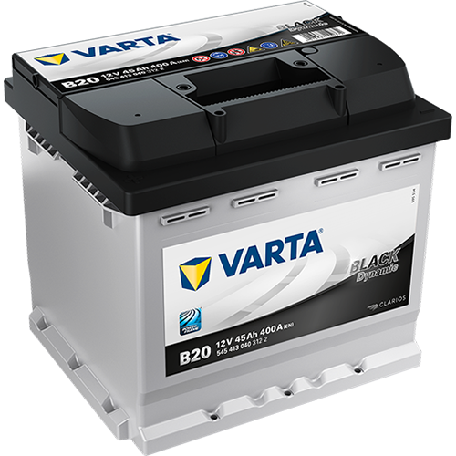 VARTA  BLACK DYNAMIC B20 12V 45AH